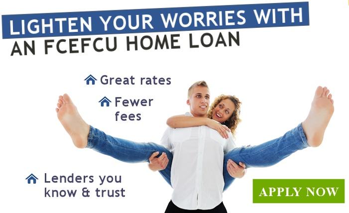FCEFCU home loan_promo